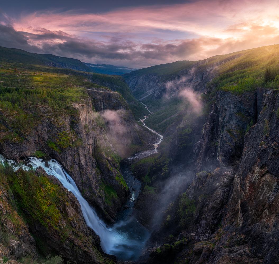 Ancient Trail by Ole Henrik Skjelstad