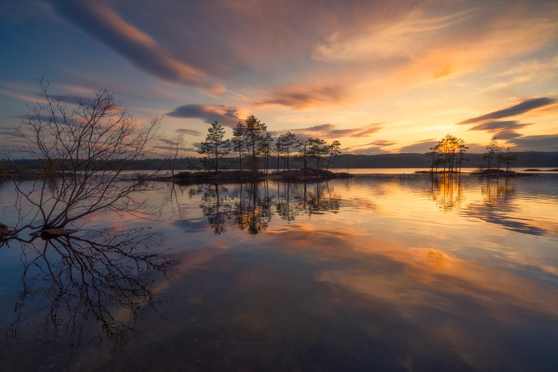 High Water by Ole Henrik Skjelstad