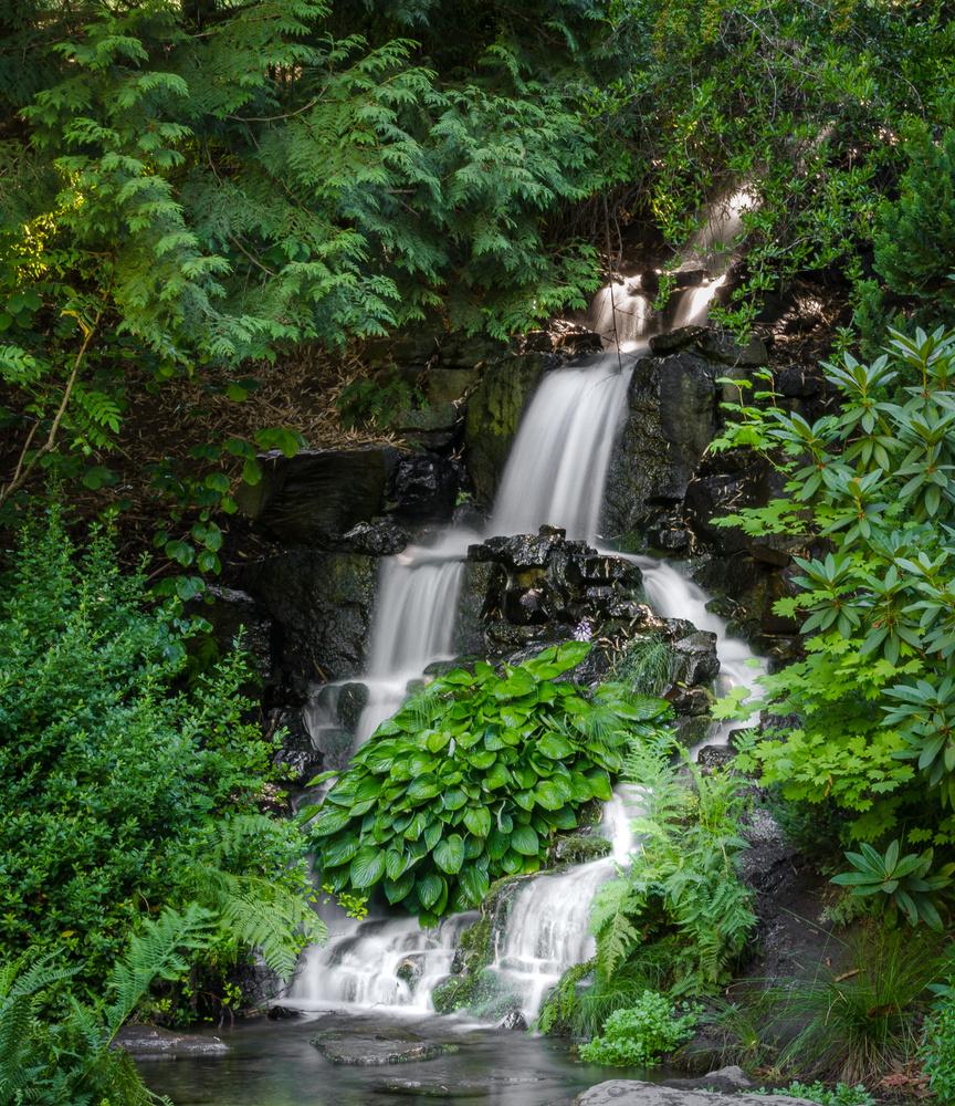 Waterfall by Jack Brown