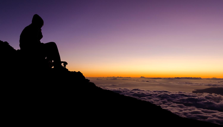 Haleakala Sunset by Jack Brown
