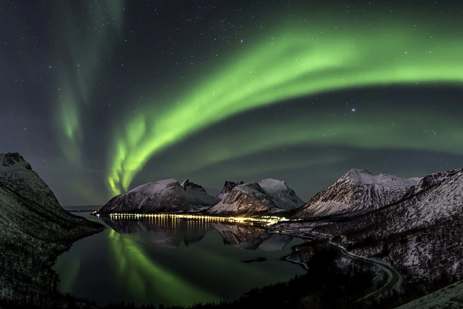Northern Lights by Andreas Fink