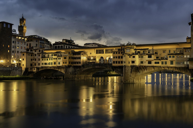 Ponte Vecchio by Andreas Fink