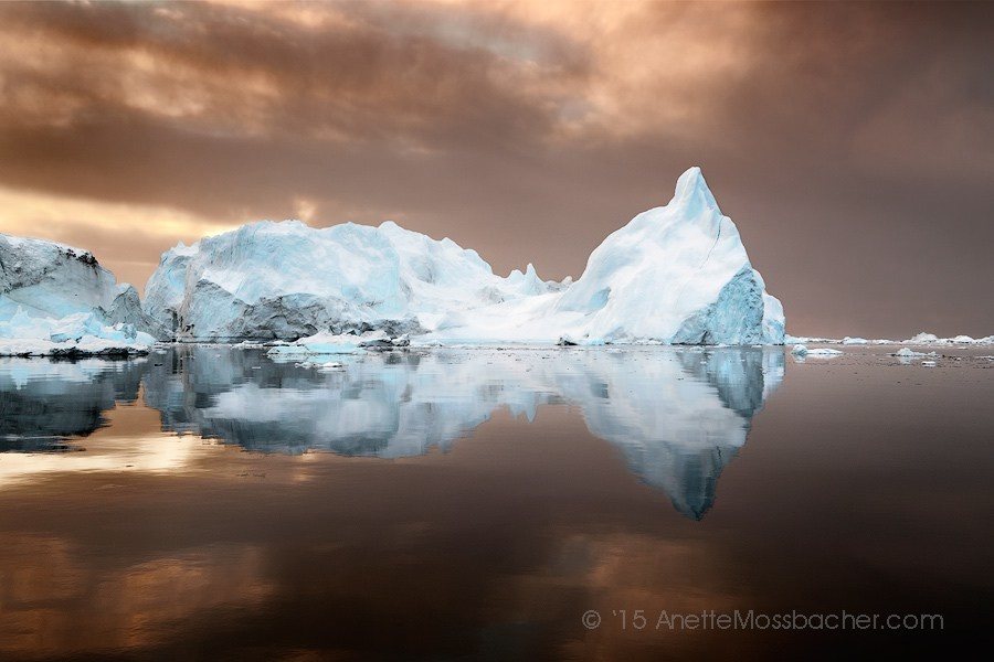 Iceberg by Anette Mossbacher