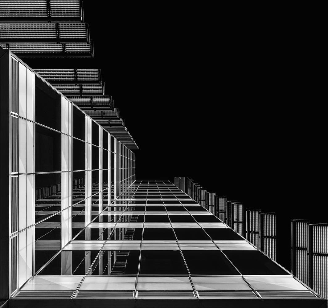 Spacescape by David Glazebrook