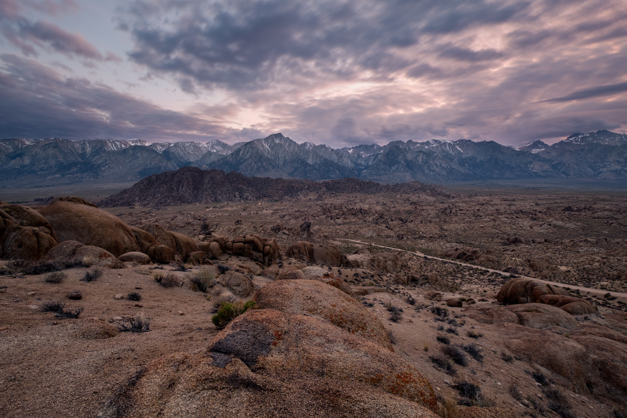 Eastern Sierra by Ryan Luna