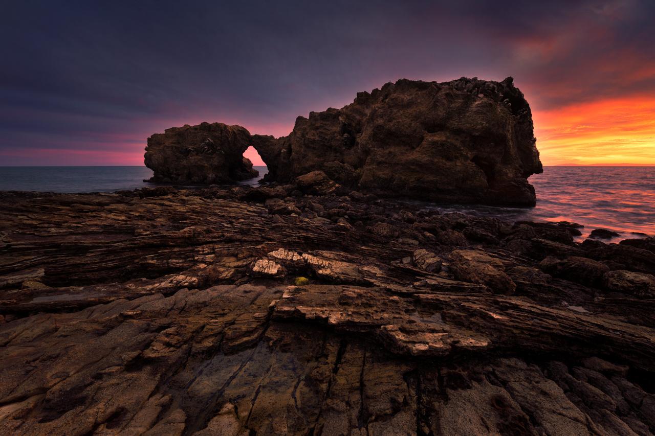 Ladder Rock by Ryan Luna