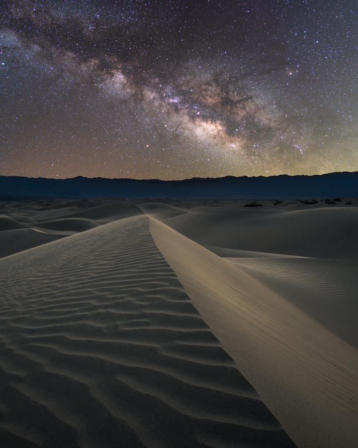 Milky Dunes by Ryan Luna