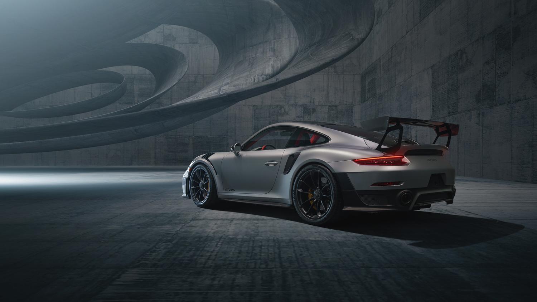 Porsche 911 GT2 RS by Dominic Mann