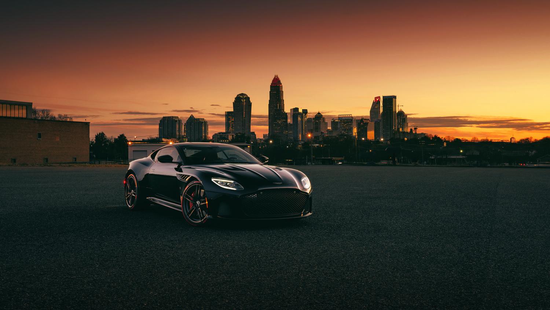 Aston Martin DBS Superleggera TAG Heuer Edition by Dominic Mann