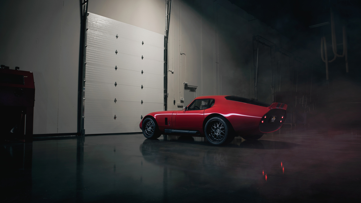 820bhp Shelby Daytona Coupe by Dominic Mann