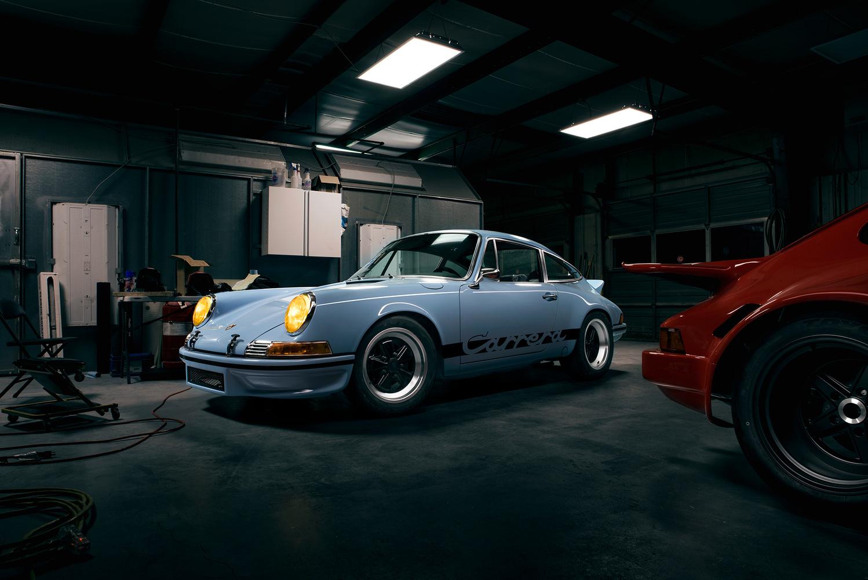 Porsche 911 RS by Dominic Mann