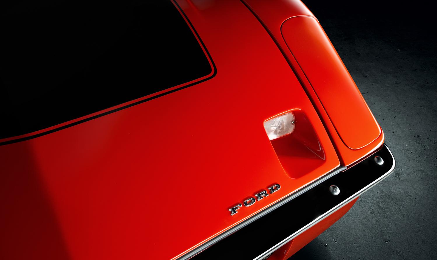 1970 Ford Torino King Cobra Prototype by Dominic Mann