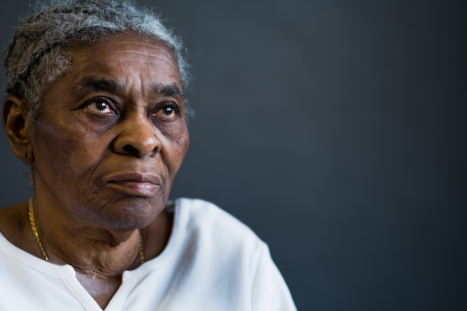 Faces of Alzheimers  by steven martine