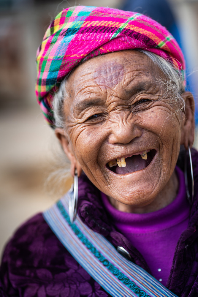 faces of Vietnam by steven martine