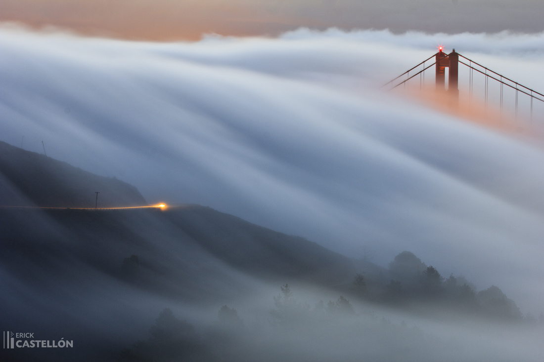 The Wave by Erick Castellon
