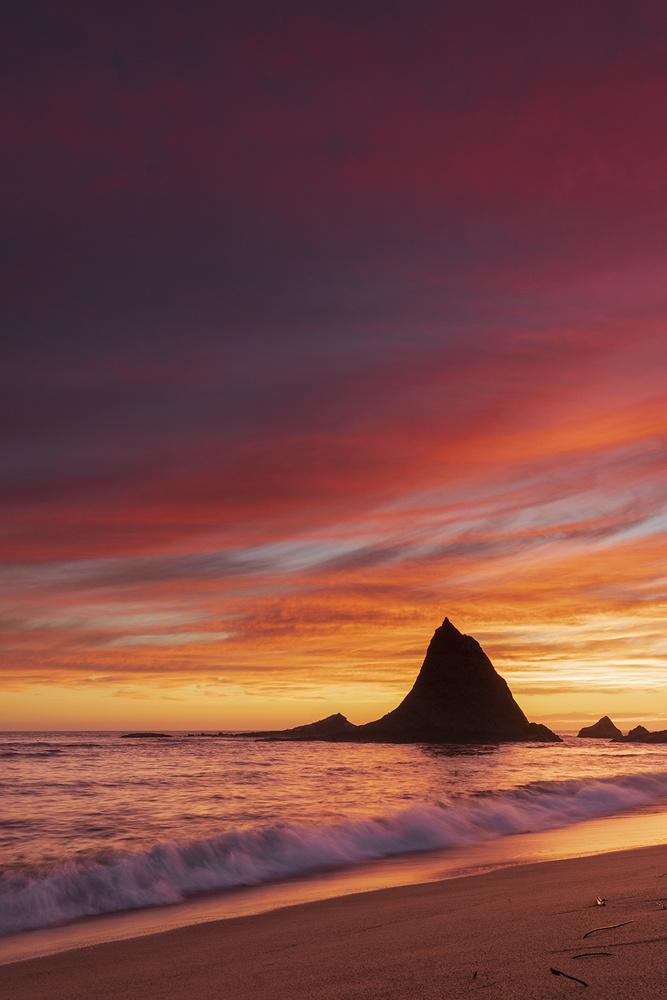 Sunset at Martins by Erick Castellon