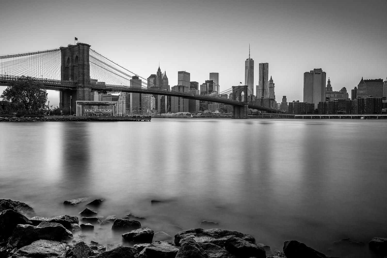 Brooklyn Bridge, NYC by Michael Paul