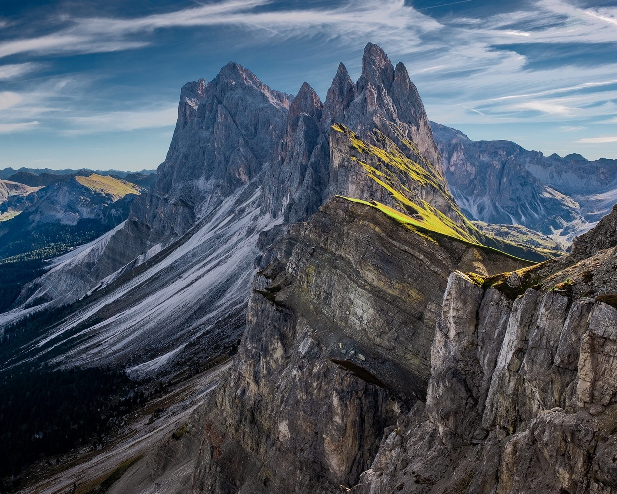 Seceda by Michael Paul