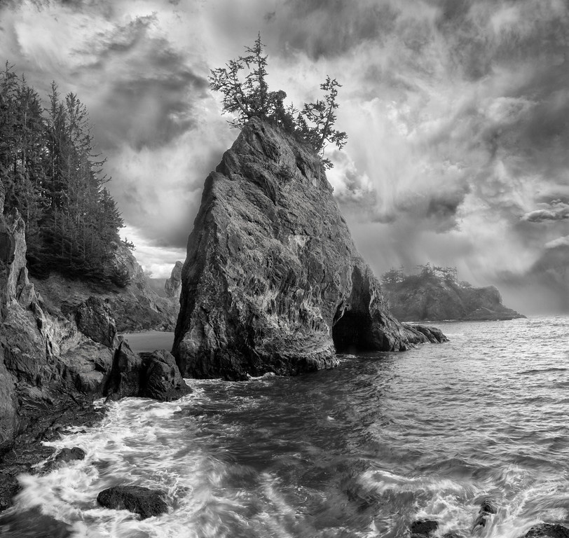 Coastal Excess by Don Marlow