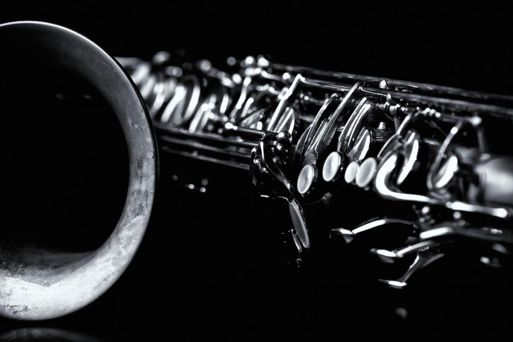 Grey Like Jazz by Charles Fishburn