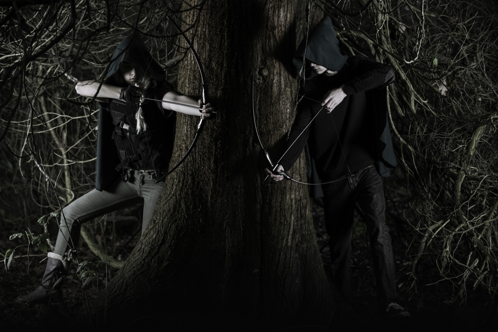 Hunters by Edward Solly