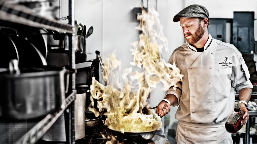 Chef DAT by Evan Wallis