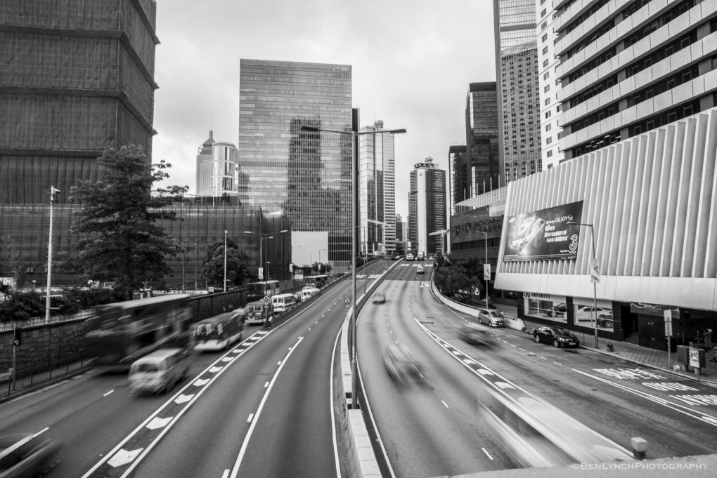 Hong Kong by ben lynch