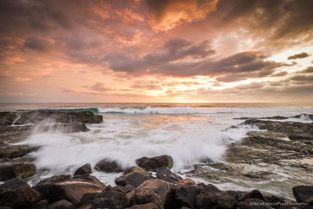 Snapper Rocks QLD by ben lynch