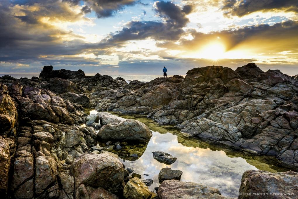 Hastings Fisherman by ben lynch