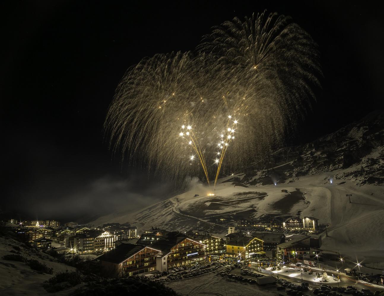 Sound Firework by Sven Pfister