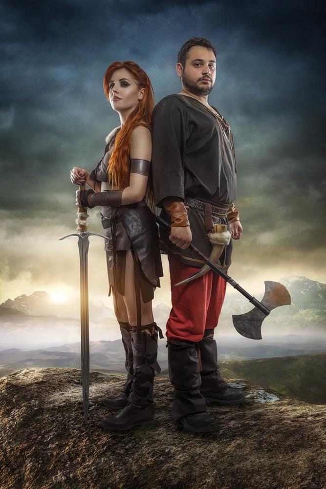 Vikings by lorenzo emme