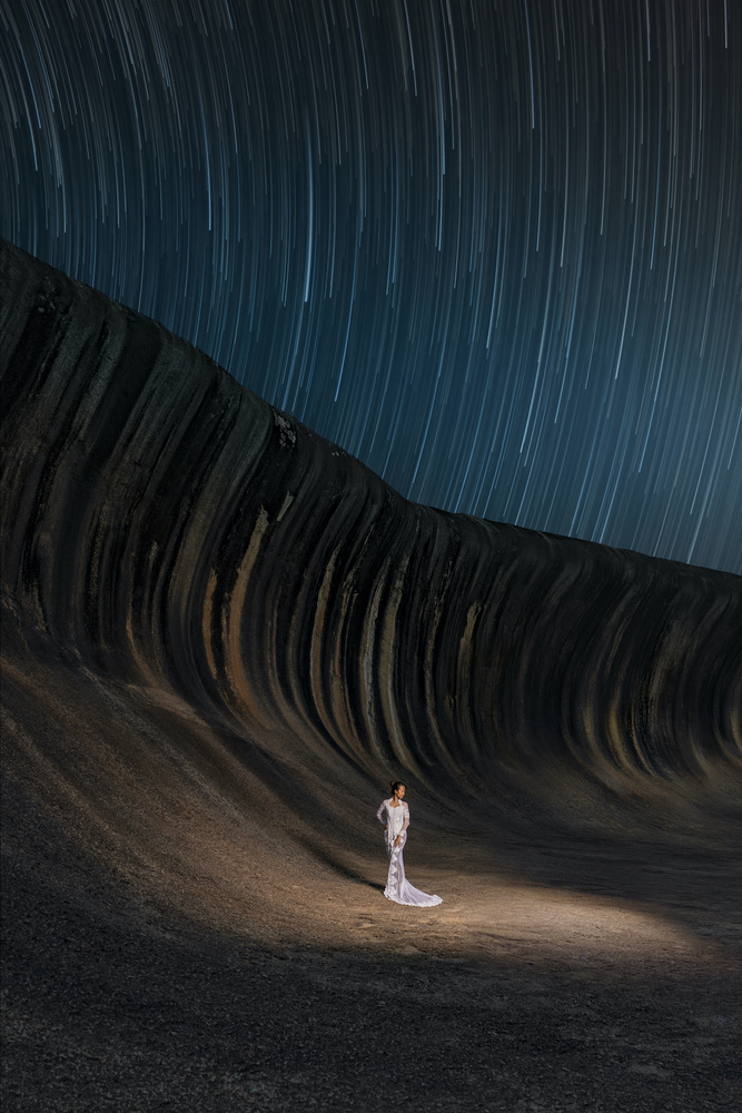 Cosmic curves by Kristo Orma