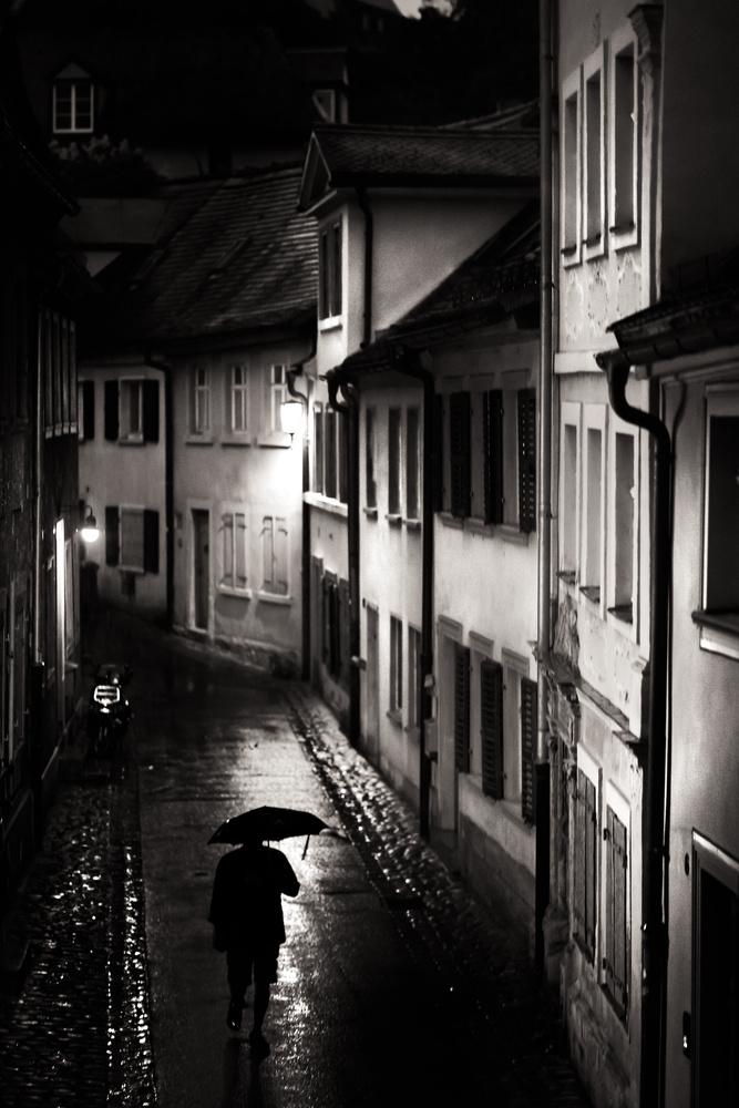 Noir by Ludwig Hagelstein