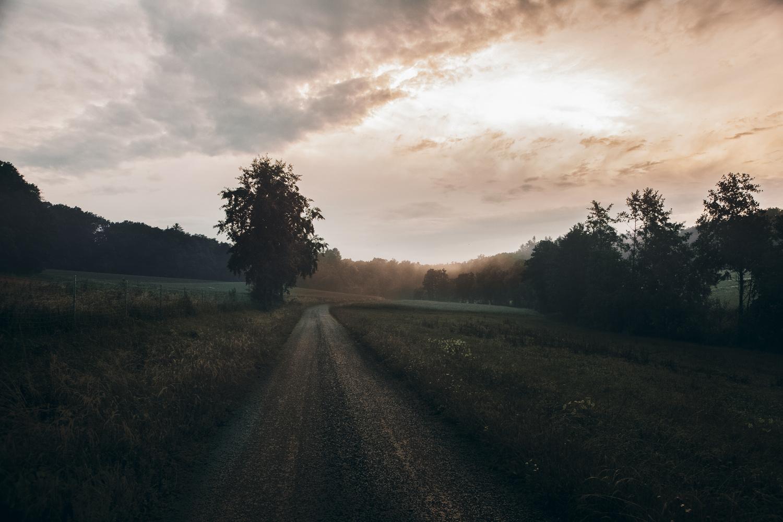 Midsummer Gloom by Ludwig Hagelstein