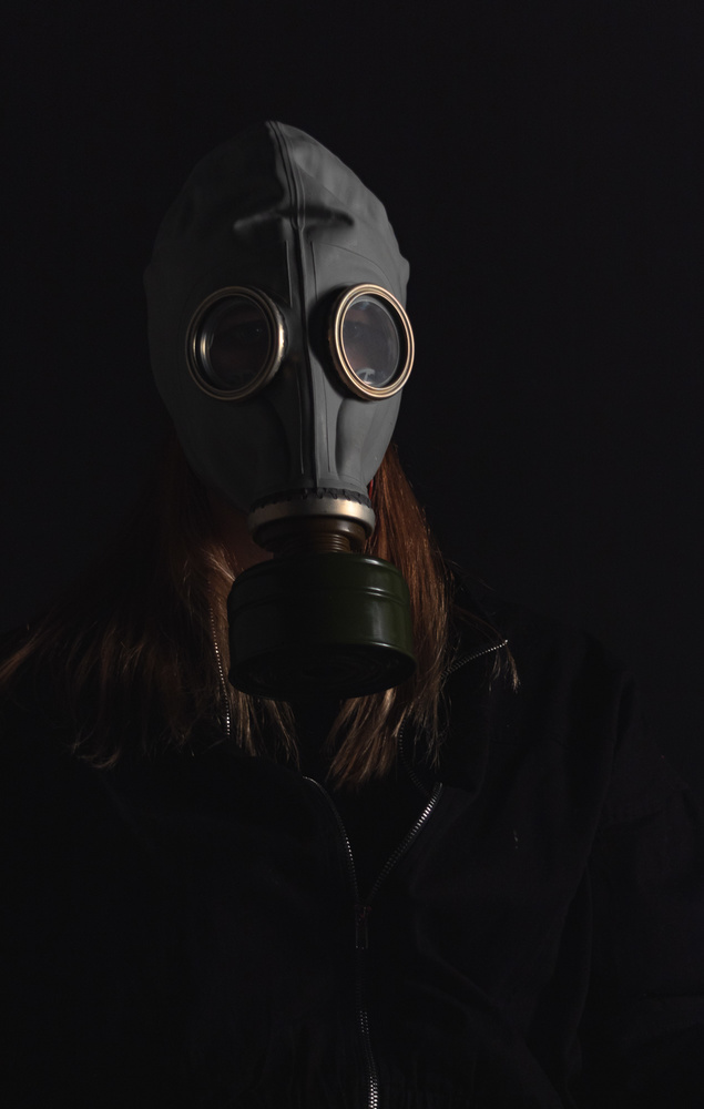 Split Mask by Jacob Boavista