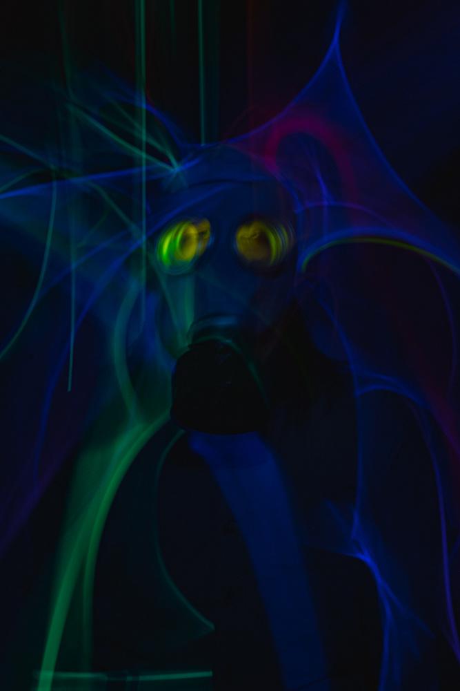 Flare Mask by Jacob Boavista