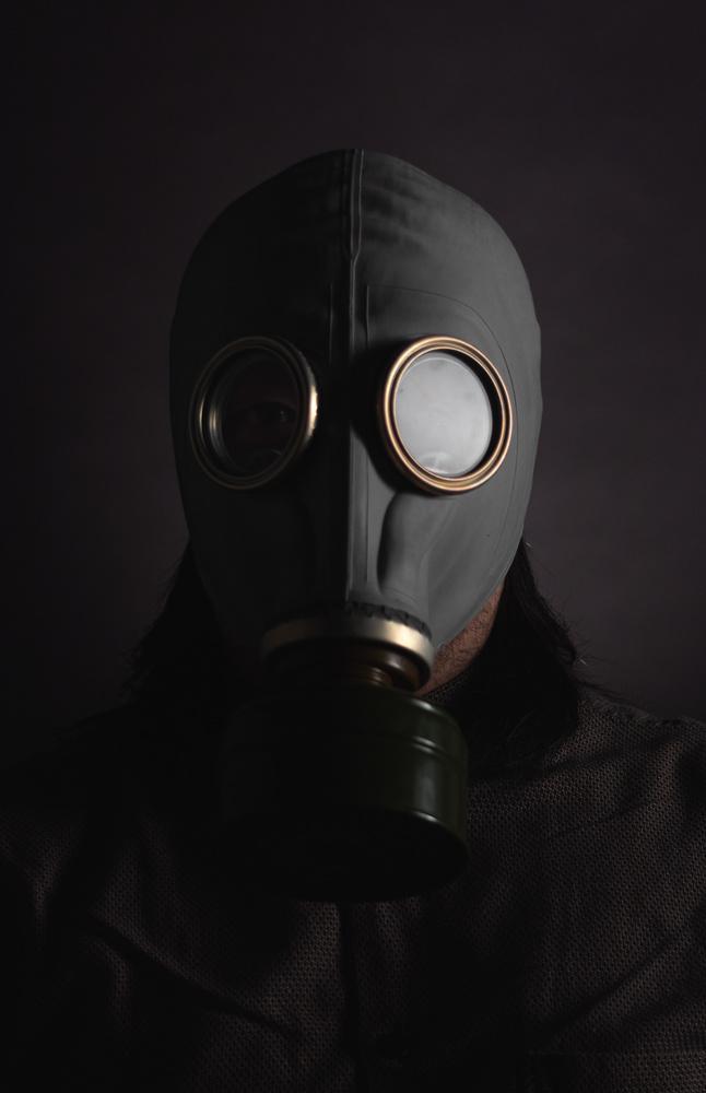 Gas Mask by Jacob Boavista