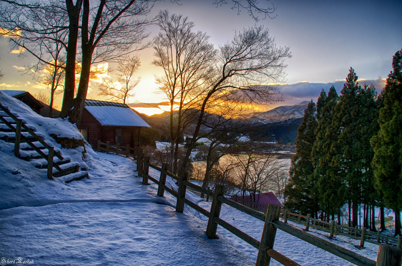Winter wonderland by Sherif Rashad