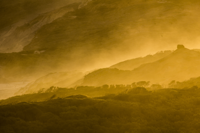 Addis haze by Fred Preston