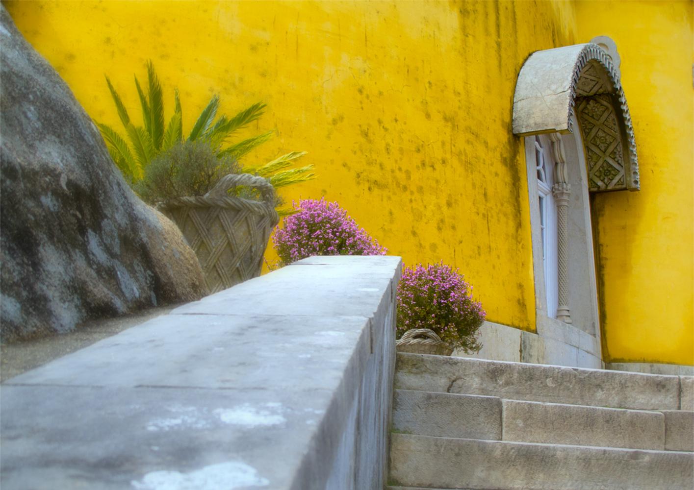 Pena steps by Fred Preston