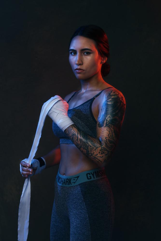 Kirstie boxer -02 by Shian bang Ngoh