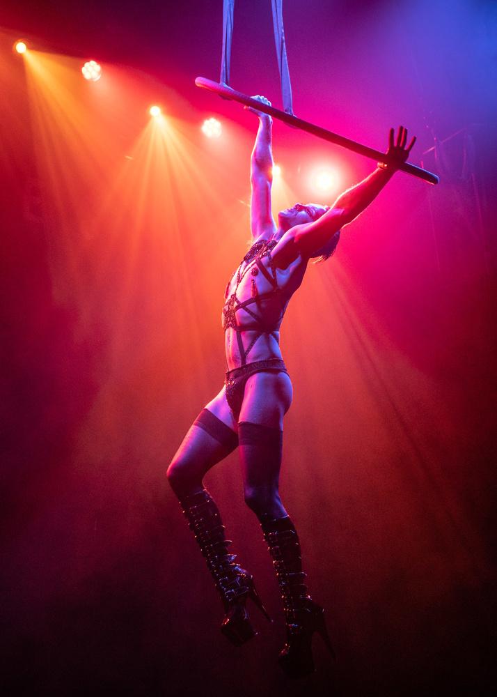 New Orleans Burlesque Festival 2019 by darrell miller