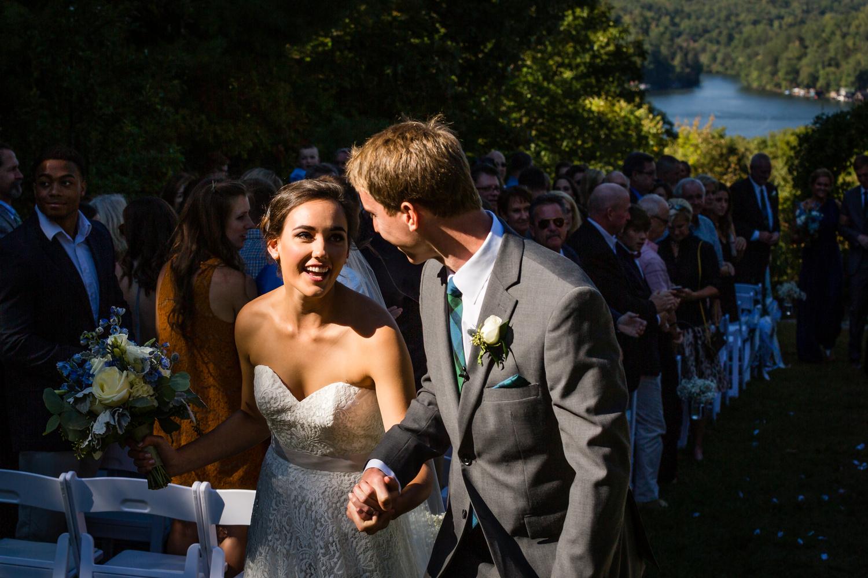 Happy Couple by Zack Bradley