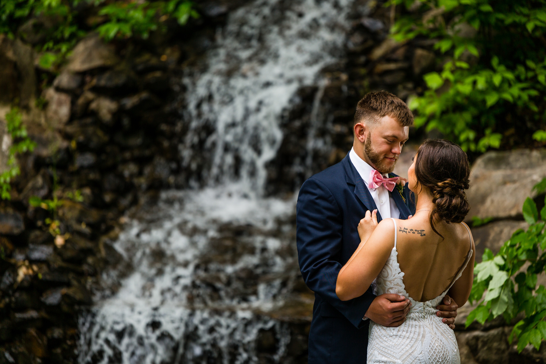 The Waterfall by Zack Bradley