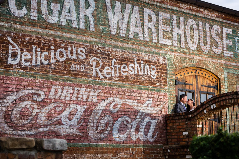 Old Cigar Warehouse by Zack Bradley