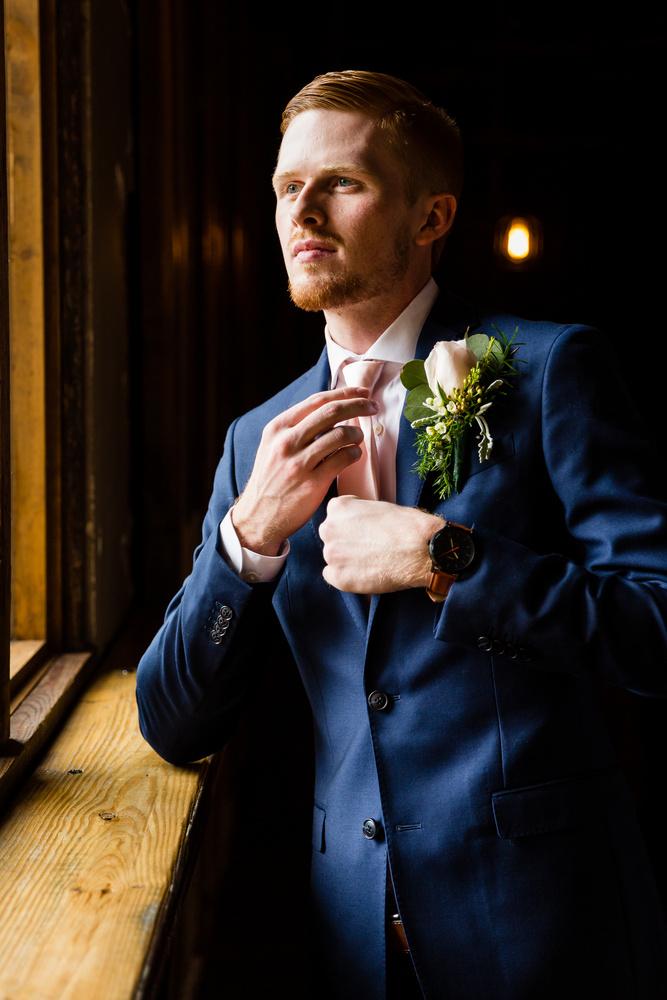 Suit Up by Zack Bradley