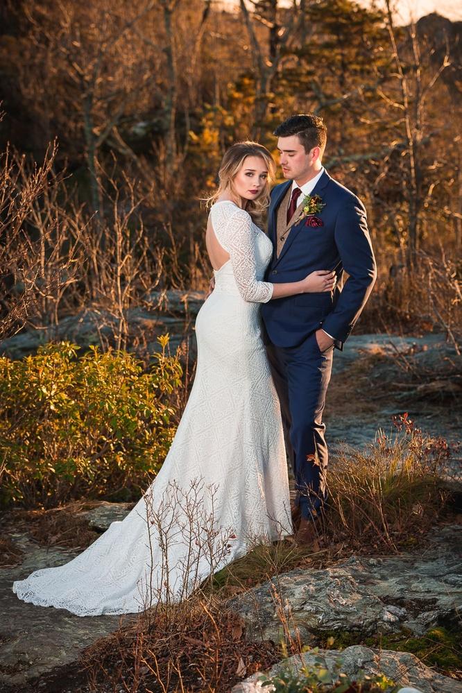 Golden Hour Wedding by Zack Bradley