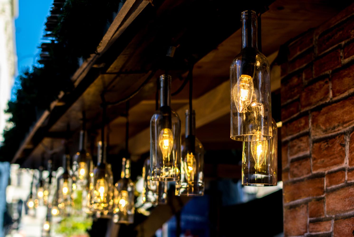 lamps by Anjan Banerjee