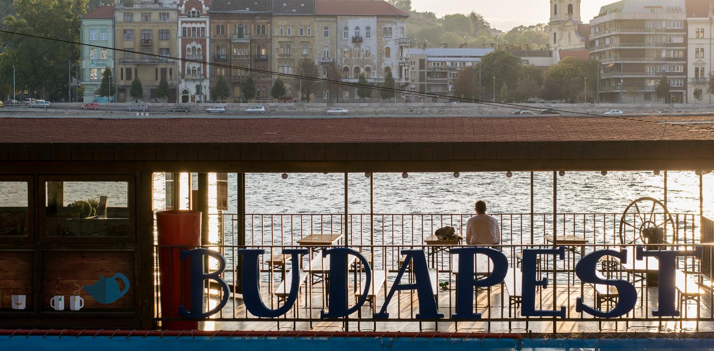 Budapest by Anjan Banerjee