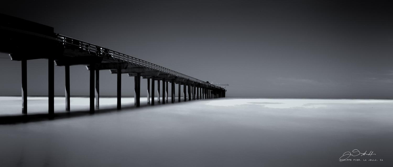 Pier by Jonathan Hobbs